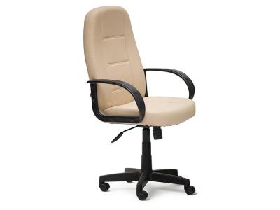 Кресло СH747 кож.зам Бежевый (36-34)
