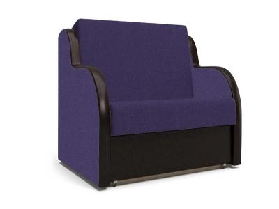 Кресло Барни savana violet-teos black кат.1