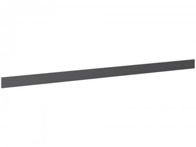 Цоколь Одри 2,2 м ДО-045 Серый шелк