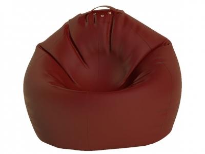 Кресло-мешок Малыш нейлон бордовый
