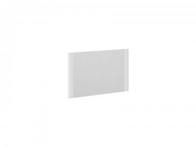 Панель с зеркалом Наоми ТД-208.06.01 Белый глянец