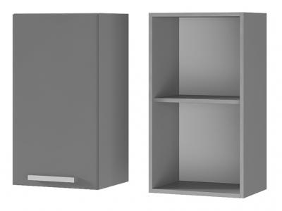Шкаф настенный 1-дверный 400х720х310 4В1 БТС МДФ