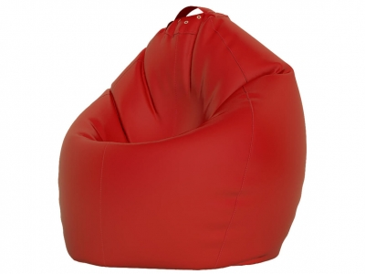 Кресло-мешок Стандарт нейлон красный